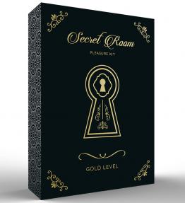 SECRETROOM PLEASURE KIT GOLD LEVEL 1