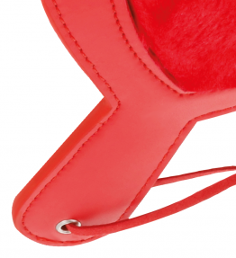 DARKNESS FETISH RED PADDLE LOVE